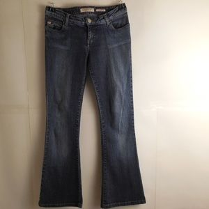 5133....Miss Sixty Bootcut Jeans Size 28